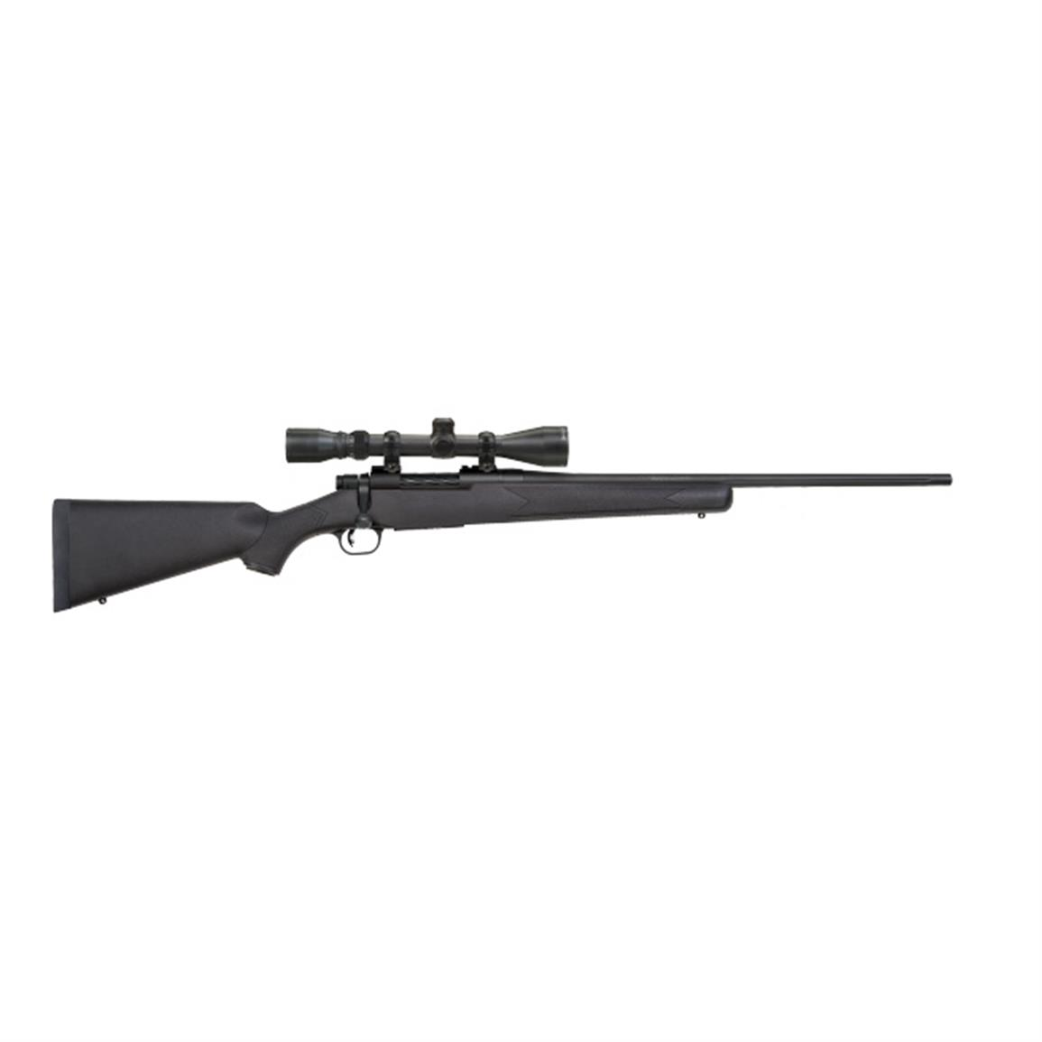 "Mossberg Patriot Combo, Bolt Action, .30-06 Springfield, 22"" Barrel, 3-9x40mm Scope, 5 Rounds"