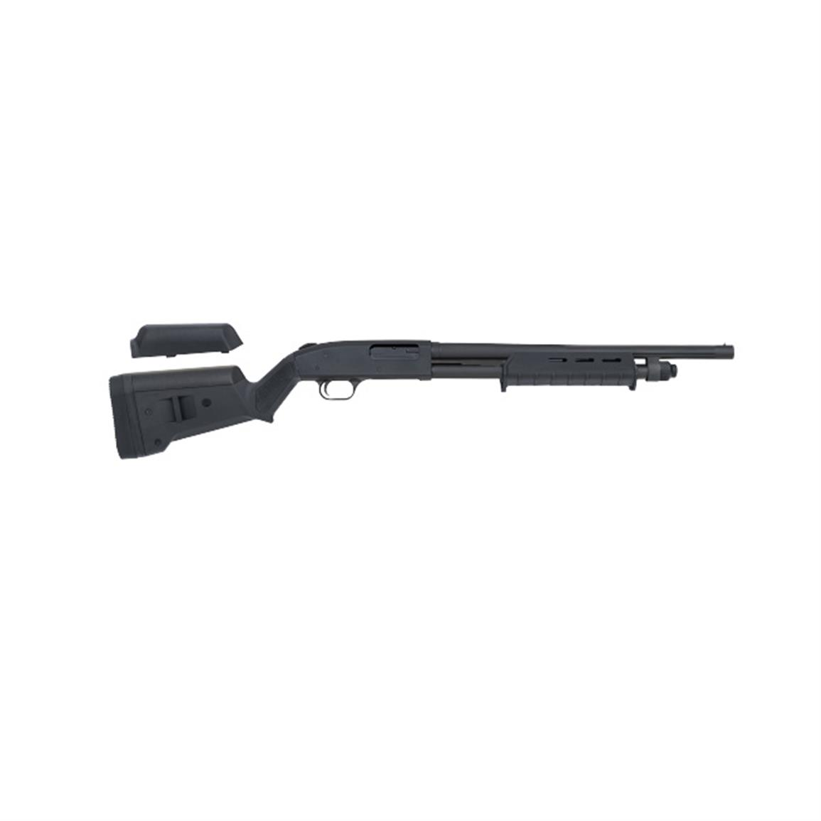 Mossberg 590A1 Magpul Series, Pump, 12 Gauge, 51417, 015813514170, 18.5 inch Barrel