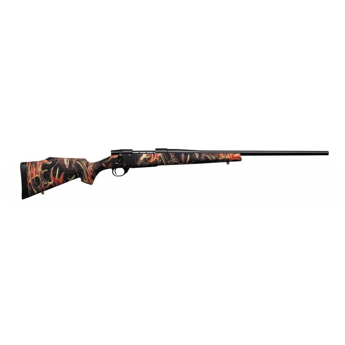Weatherby WBY-X Vanguard 2 Blaze, Bolt Action, .243 Winchester, Centerfire, VBZ243NR4O, 747115424467, 24 inch Barrel