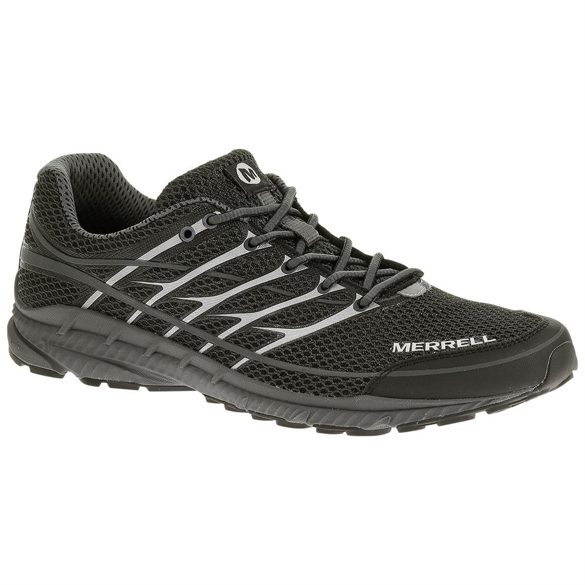 Merrell Mix Master Move 2 Trail Running Shoes, Black  / Castle Rock
