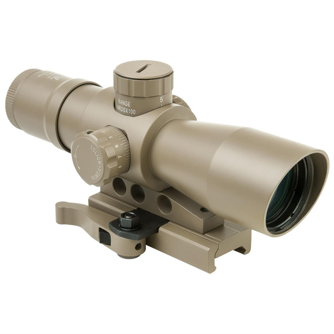 NcSTAR Mark III 4x32 Rifle Scope