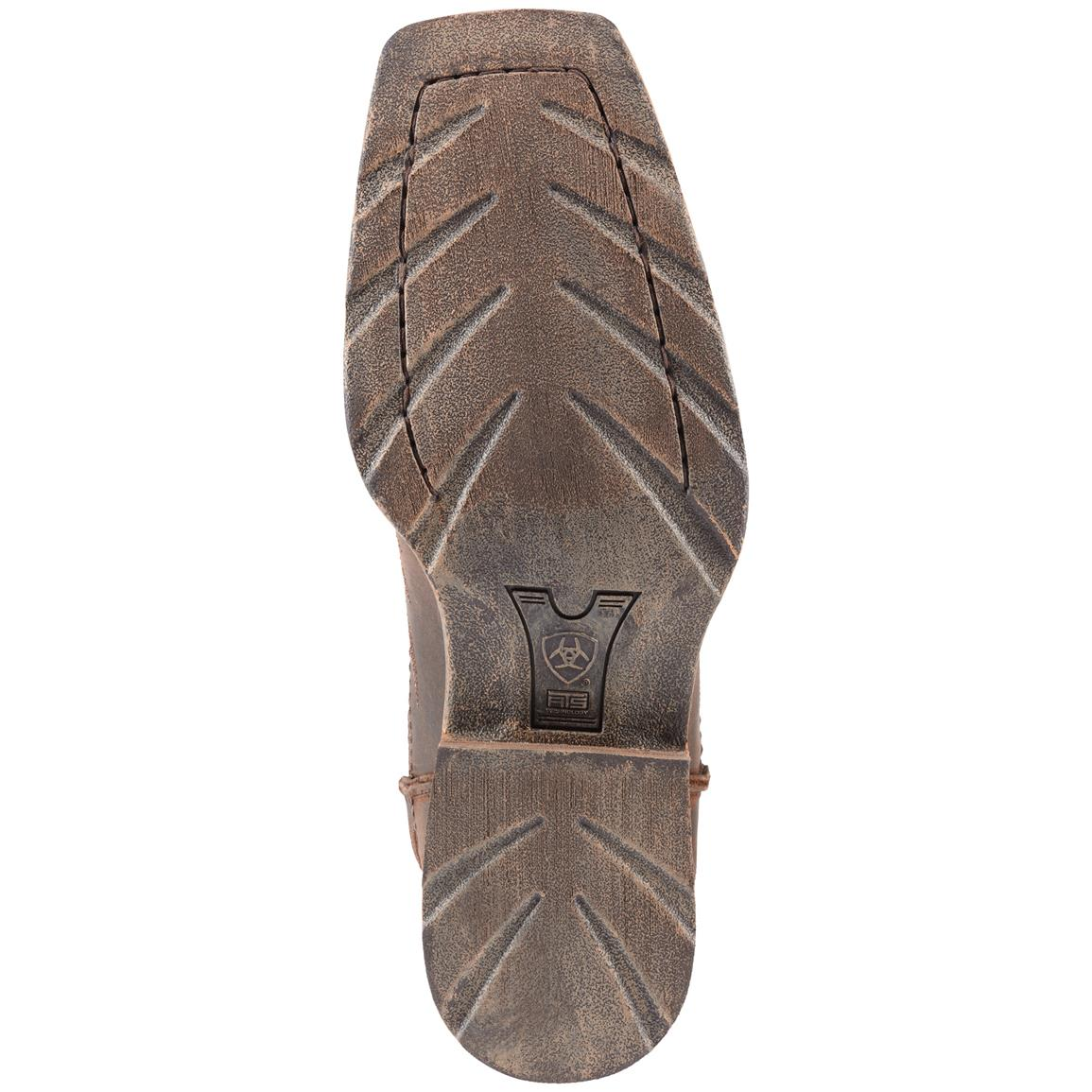 Duratread outsole for topnotch traction