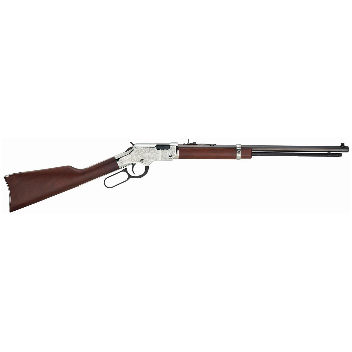"Henry Big Boy Deluxe 3rd, Lever Action, .45 Colt, 20"" Barrel, 10+1 Rounds"