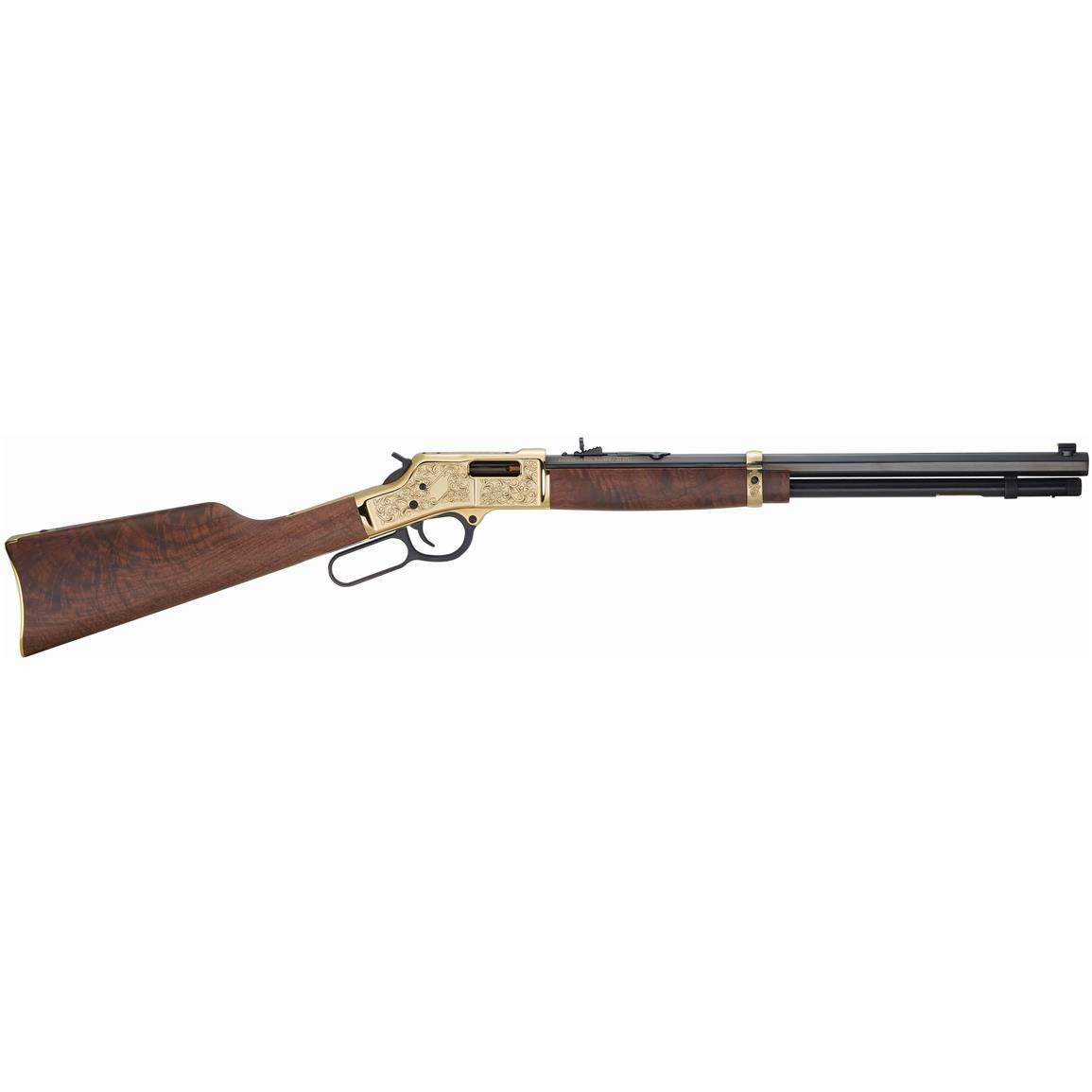 "Henry Big Boy Deluxe 3rd, Lever Action, .44 Magnum, 20"" Barrel, 10+1 Rounds"