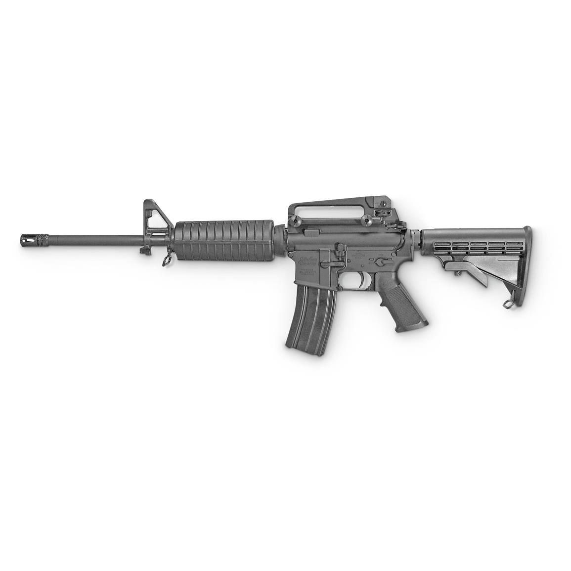"Windham Weaponry HBC AR-15, Semi-Automatic, 5.56x45mm/.223 Remington, 16"" Barrel, 30+1 Rounds"