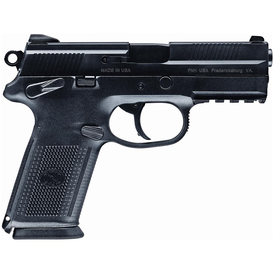 "FNH FNX-45, Semi-automatic, .45 ACP, 4.5"" Barrel, 15+1 Rounds"