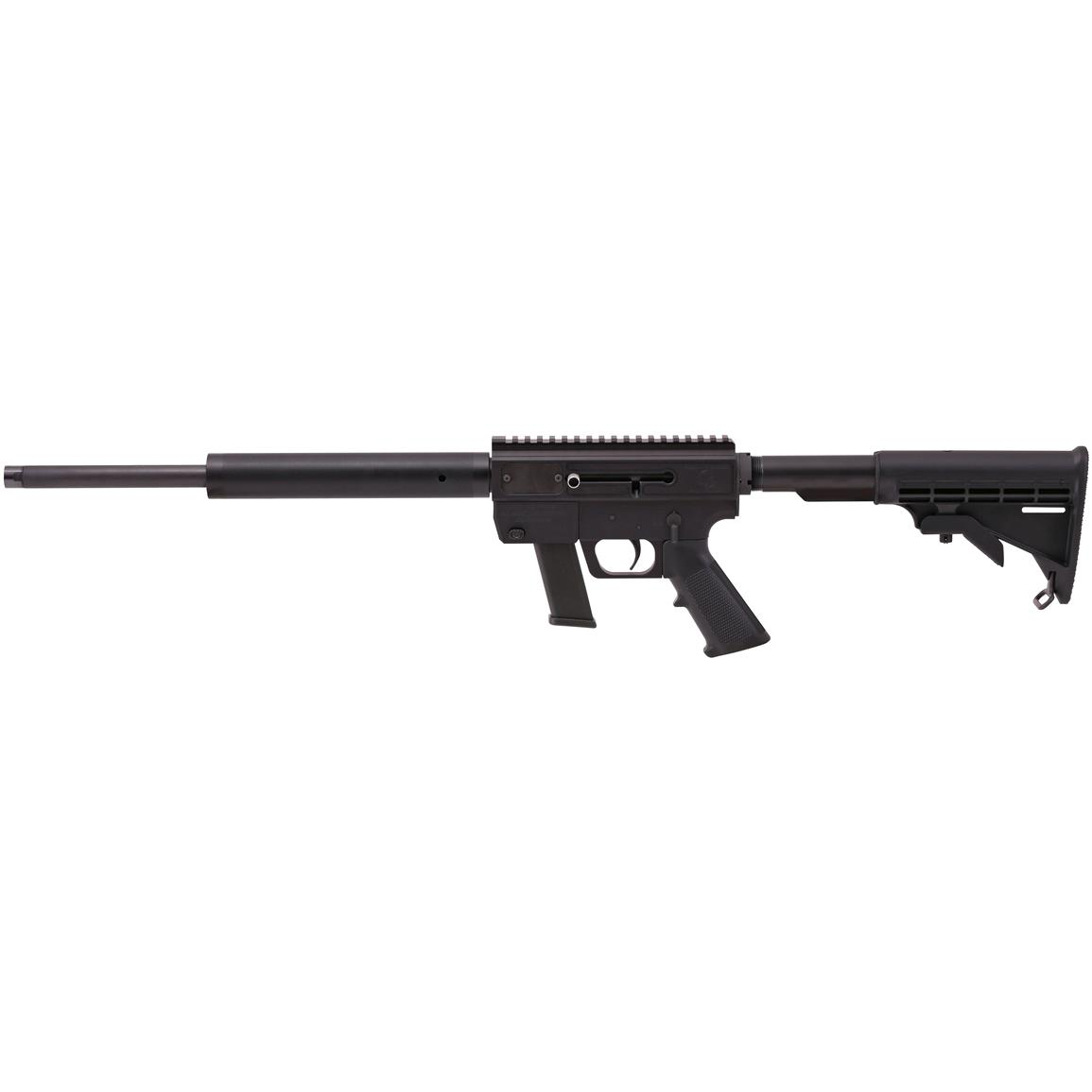 JRC Takedown Pistol Caliber Carbine, Semi-automatic, .40 Smith & Wesson, 40TD15TBBL, 741459538040, Uses Glock 15-rd. Magazines