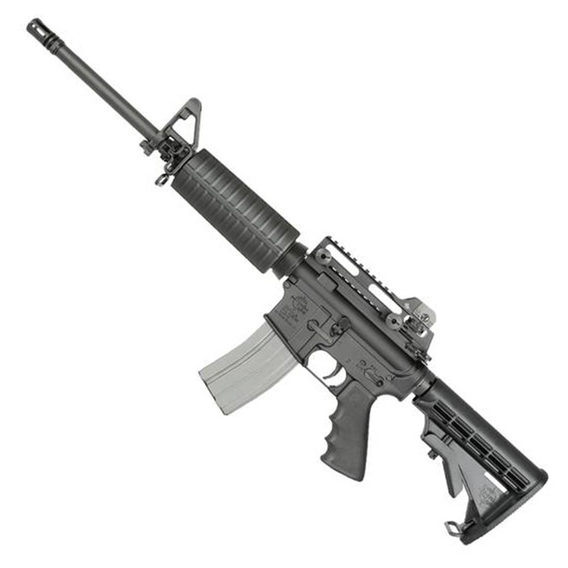 Rock River Arms LAR-15 Tactical CAR A4, Semi-automatic, 5.56x45mm, AR1200, 151550004601, 16 inch Barrel