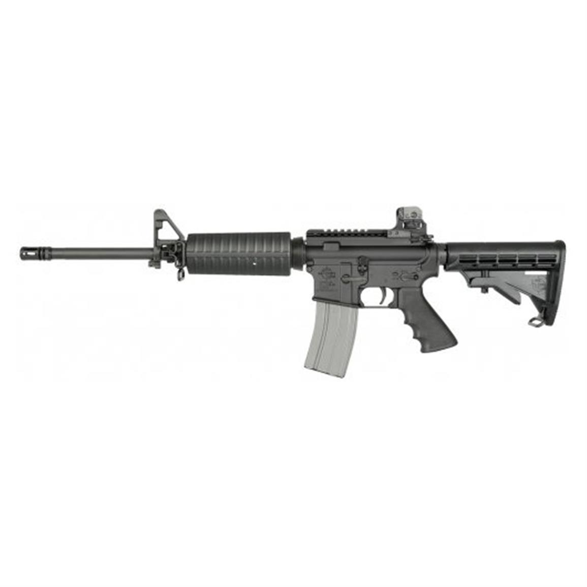 Rock River Arms LAR-15 Tactical CAR A4, Semi-automatic, 5.56x45mm, AR1204, 400008184014, 16 inch Barrel, Dominator2 EOTech Scope Mount