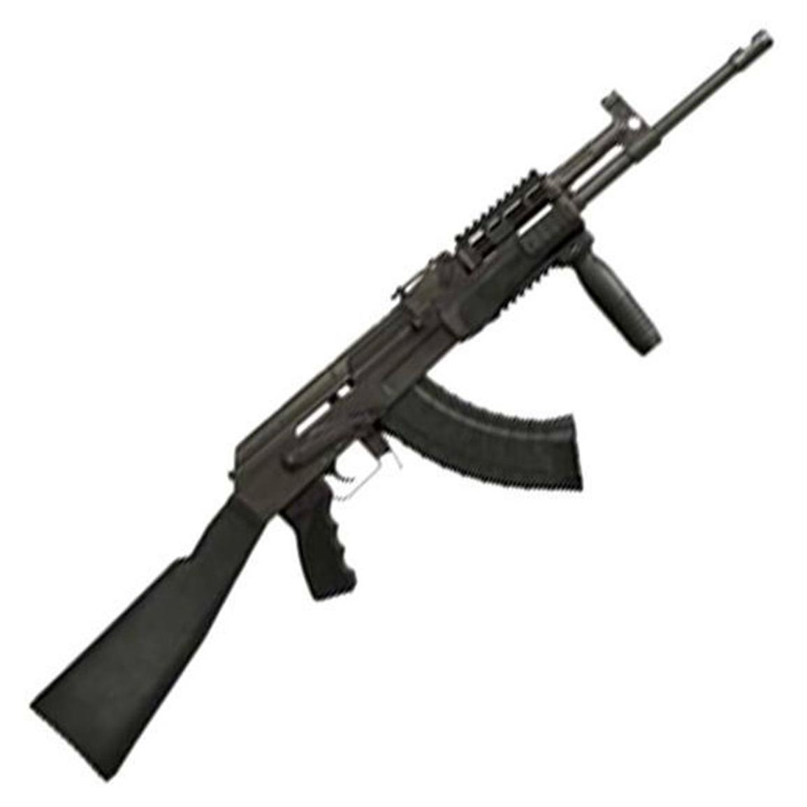 Century Arms Centurion 39 Tactical, Semi-automatic, 7.62x39mm, RI2167N, 787450231283, 16.25 inch Barrel