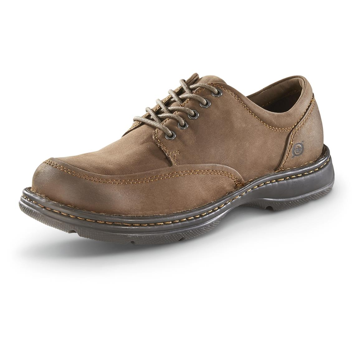 Børn Men's Sierra II Lace-up Oxford Shoes, Ironstone Gray