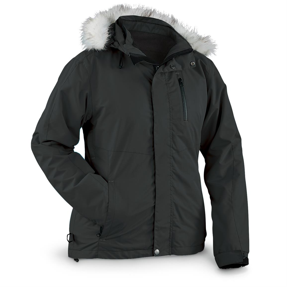 Guide Gear Women's Shasta Jacket, Black