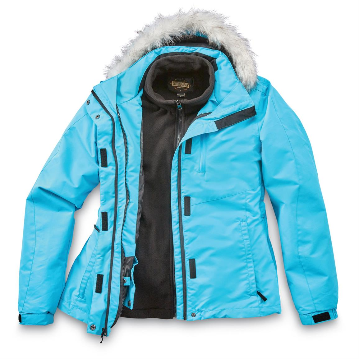 Guide Gear Women's Shasta Jacket, Teal