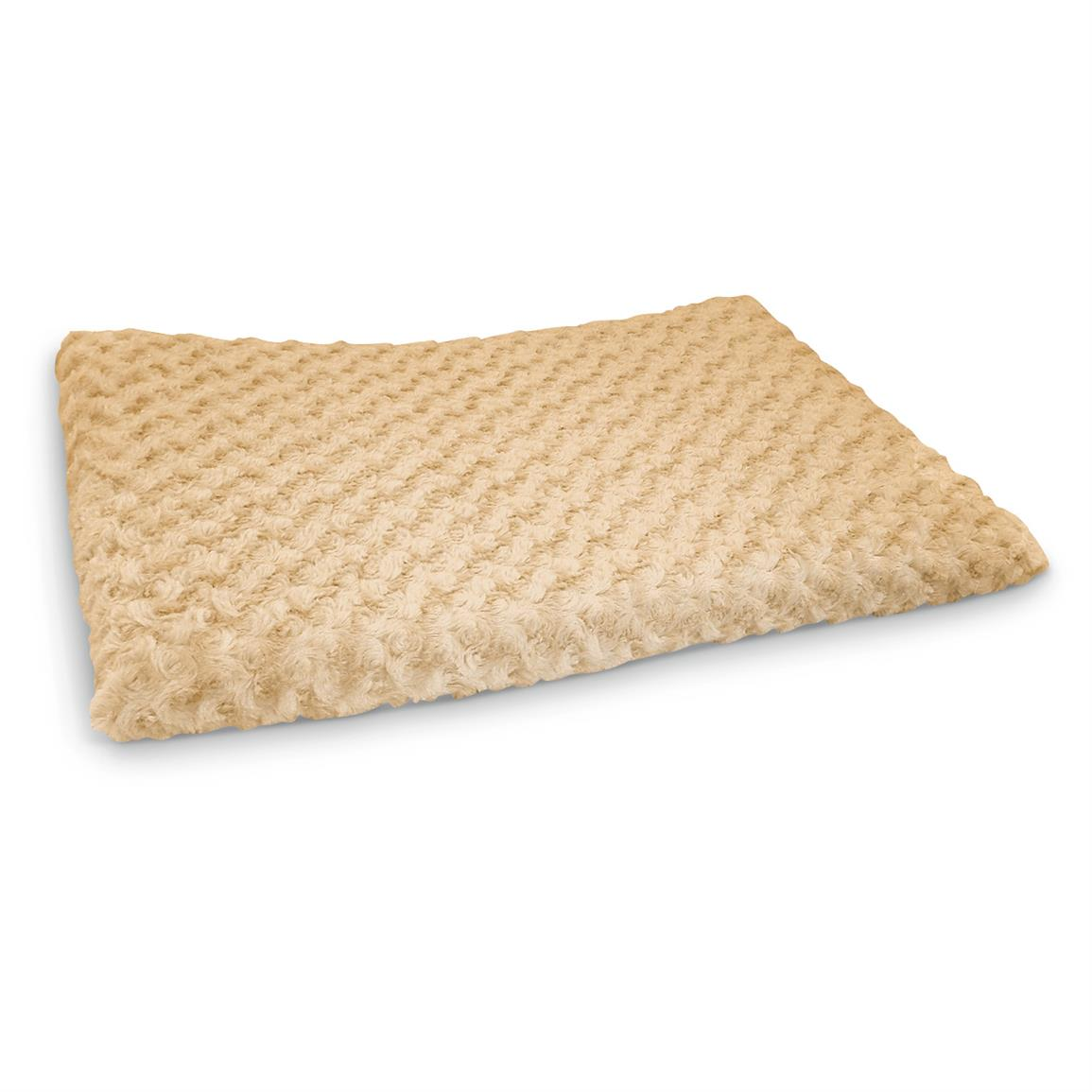 Tobey Orthopedic Memory Foam Pet Bed, Taupe