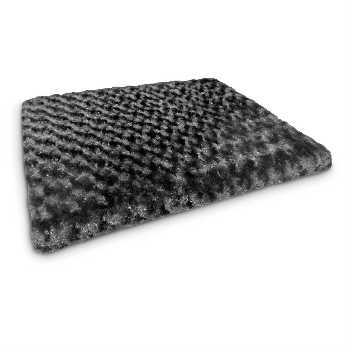 Tobey Orthopedic Memory Foam Pet Bed, Black