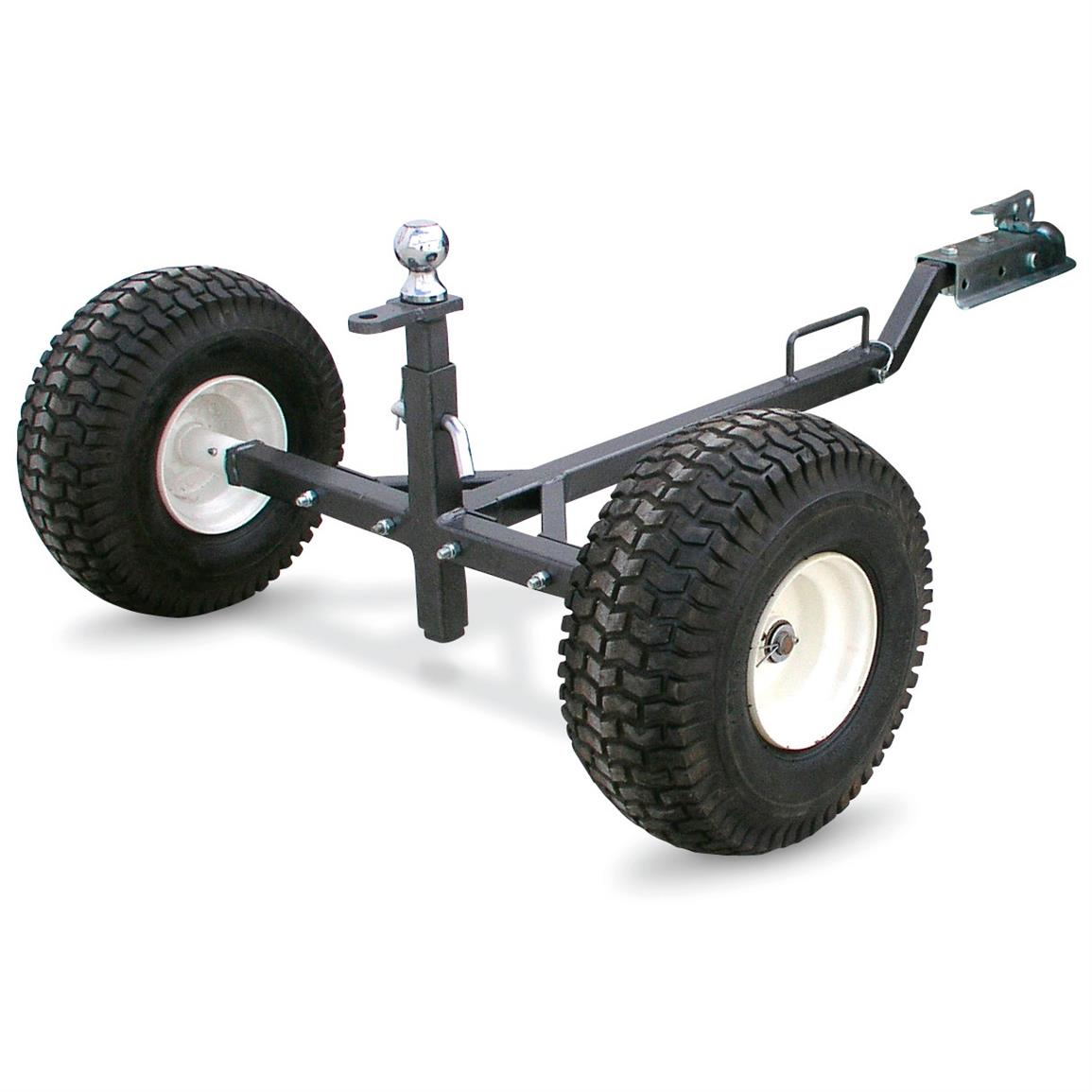 Tow Tuff Atv Weight Distributing Dolly 800 Lb 648701