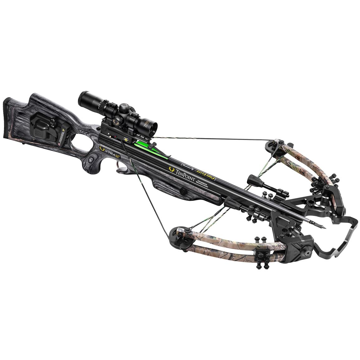 TenPoint Carbon Xtra CLS Crossbow Package with ACUdraw 50