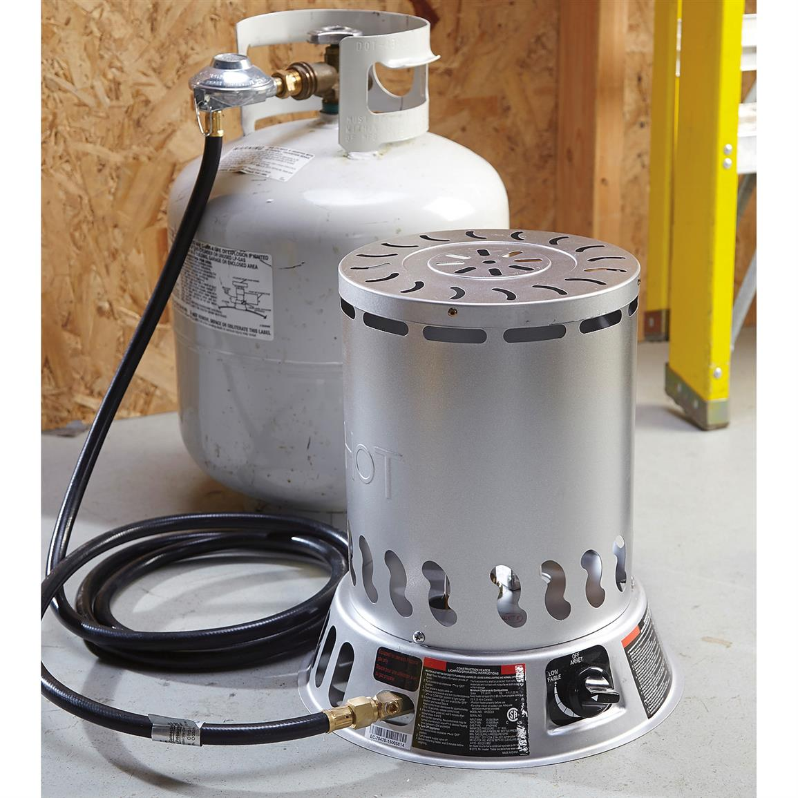 Propane heaters for garage garage design ideas for Best propane heating systems