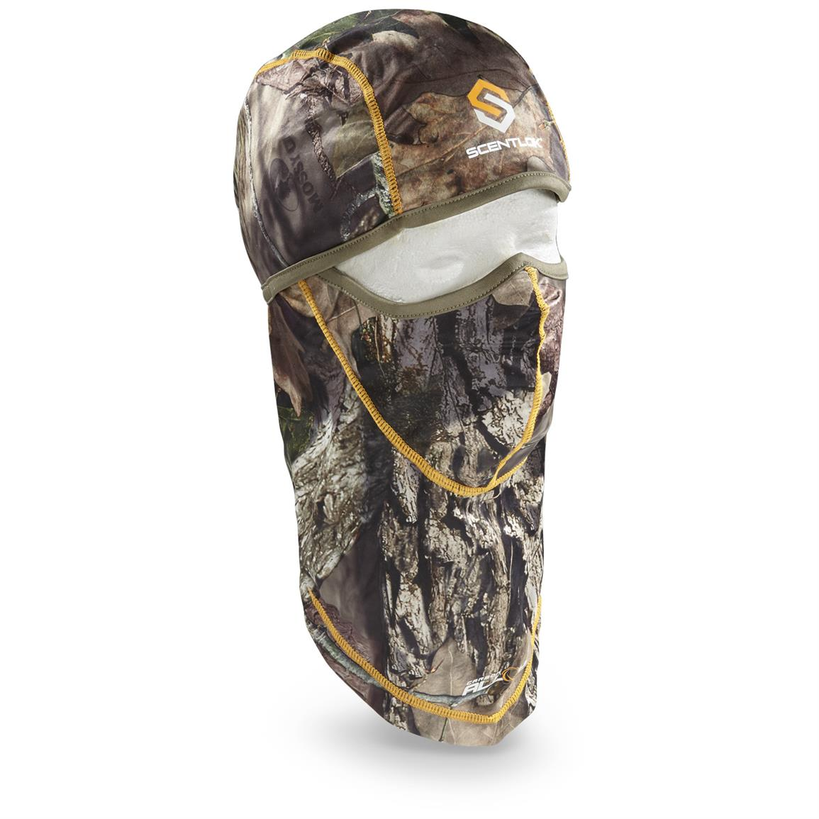 Scentlok Savanna Lightweight Head Cover, Mossy Oak Break-Up Country