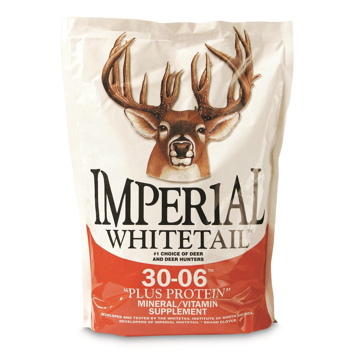 Imperial Whitetail 30-06 Plus Protein Mineral Supplement
