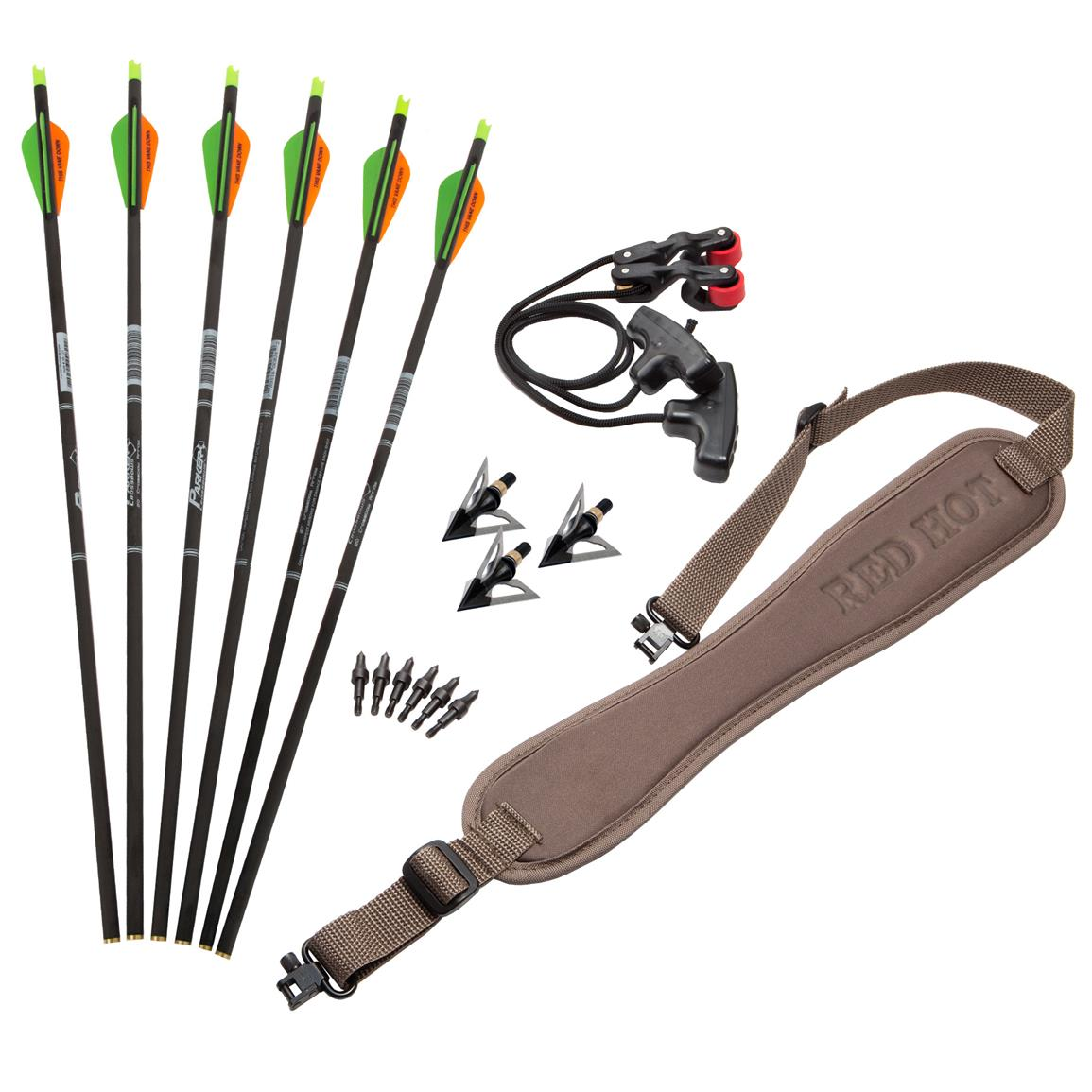Parker Red Hot Trophy Crossbow Accessory Pack