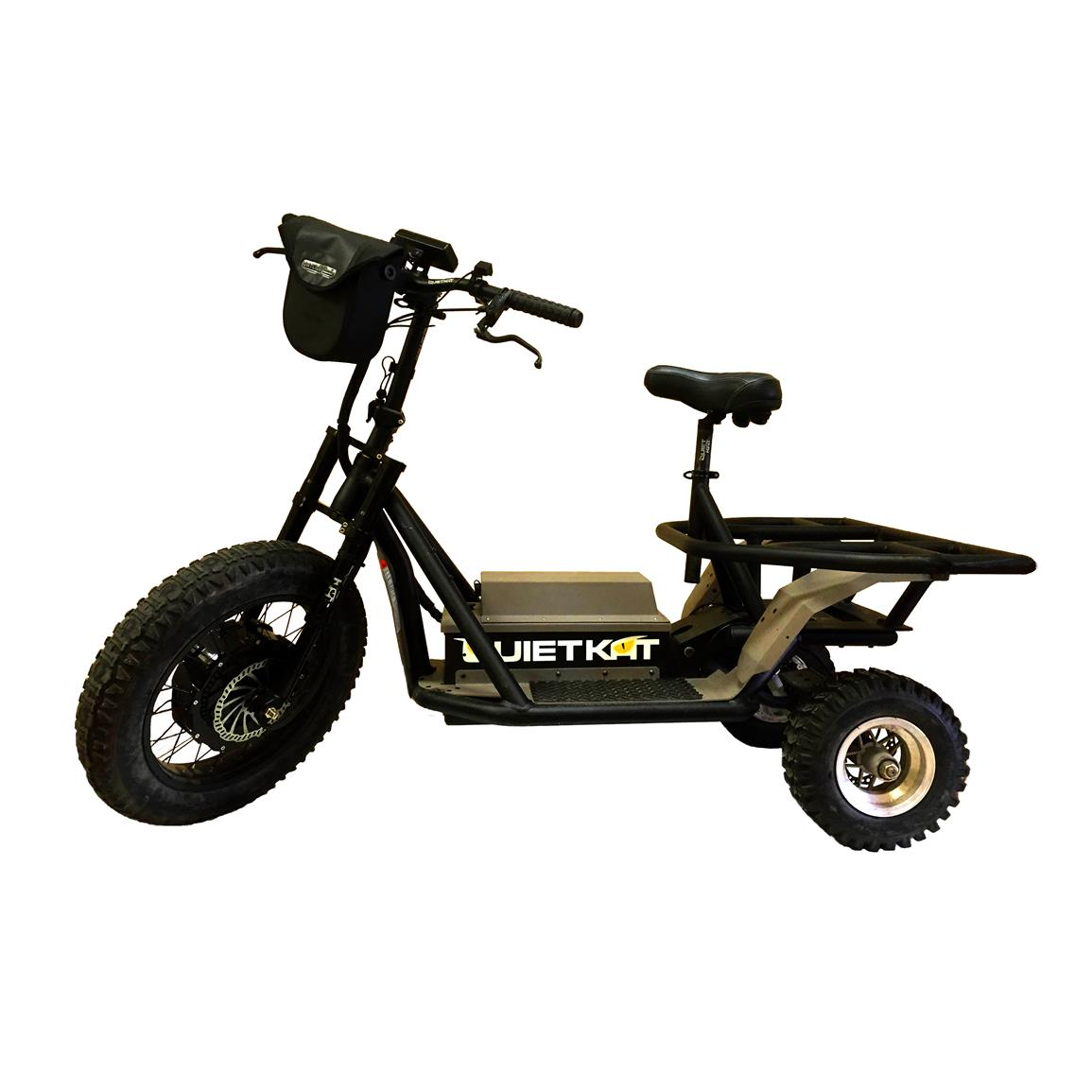QuietKat Prowler AP-60 Volt Electric All Terrain Vehicle