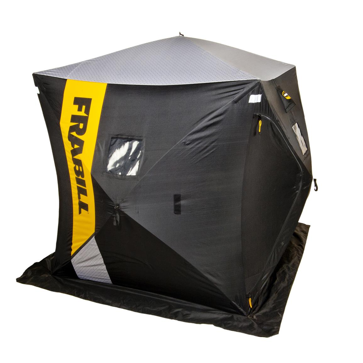 Frabill HQ200 Ice Shelter, Hub Style, 2-3 Person