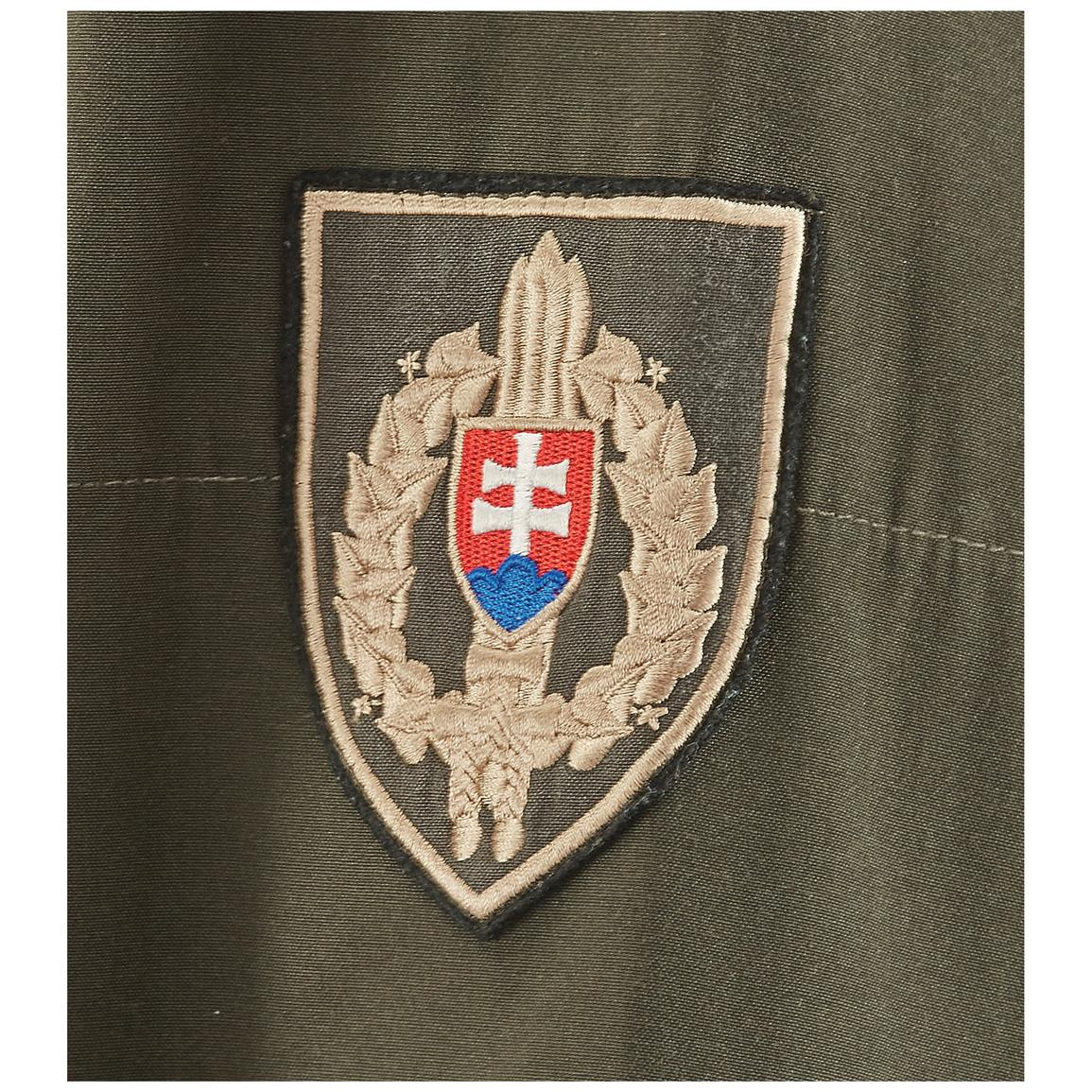 Czech Military symbol on the sleeve
