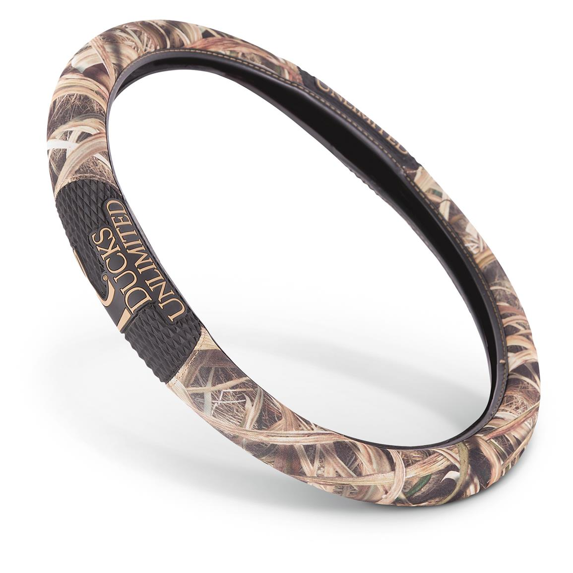 2-grip Universal Camo Steering Wheel Cover, Ducks Unlimited