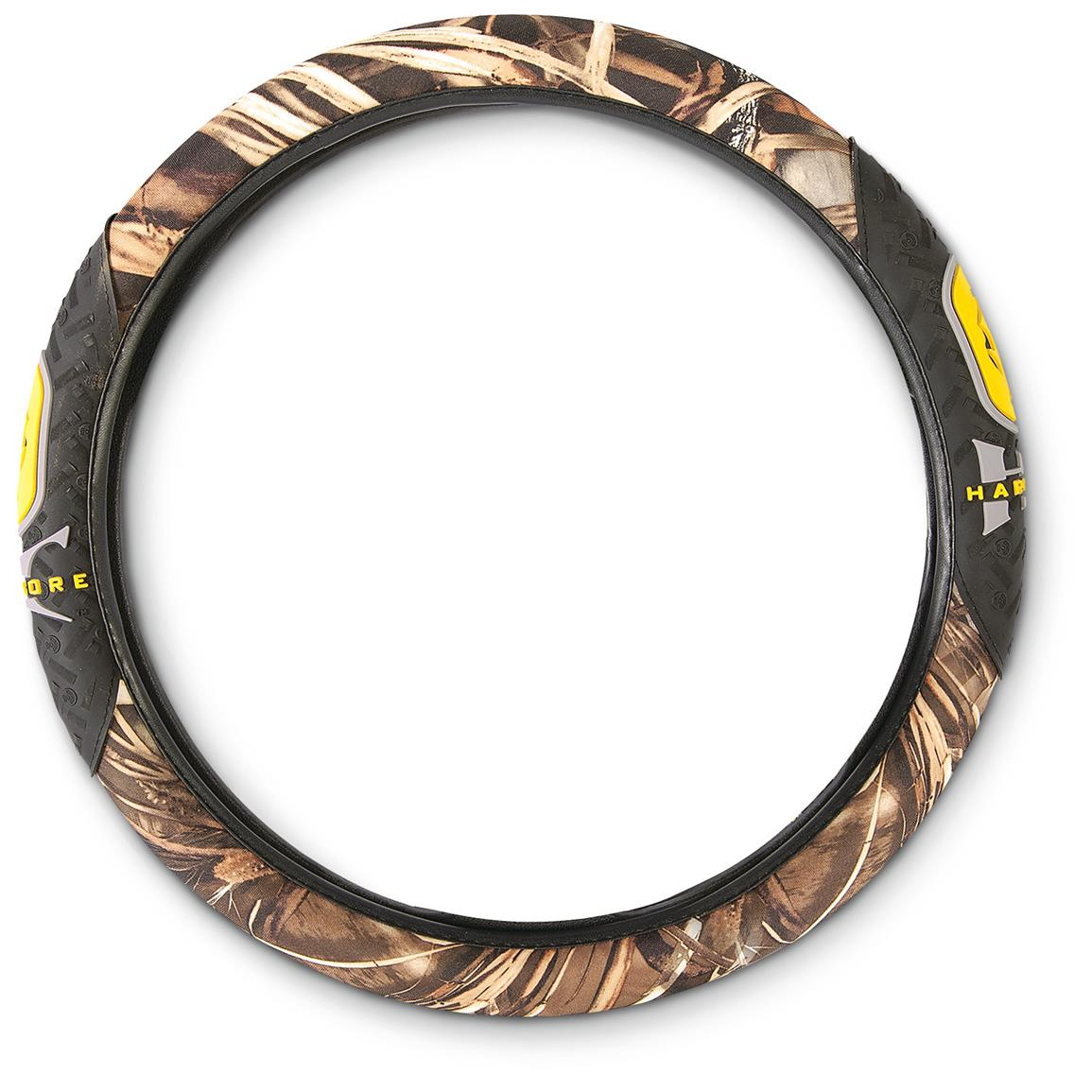 2-grip Universal Camo Steering Wheel Cover, Hardcore