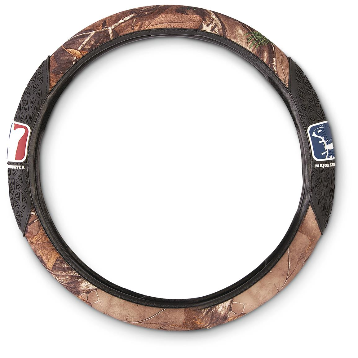 2-grip Universal Camo Steering Wheel Cover, Major League Bowhunter