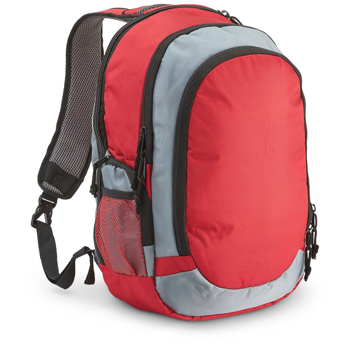 Fox Outdoor Kangaroo Sling Pack, Burgundy