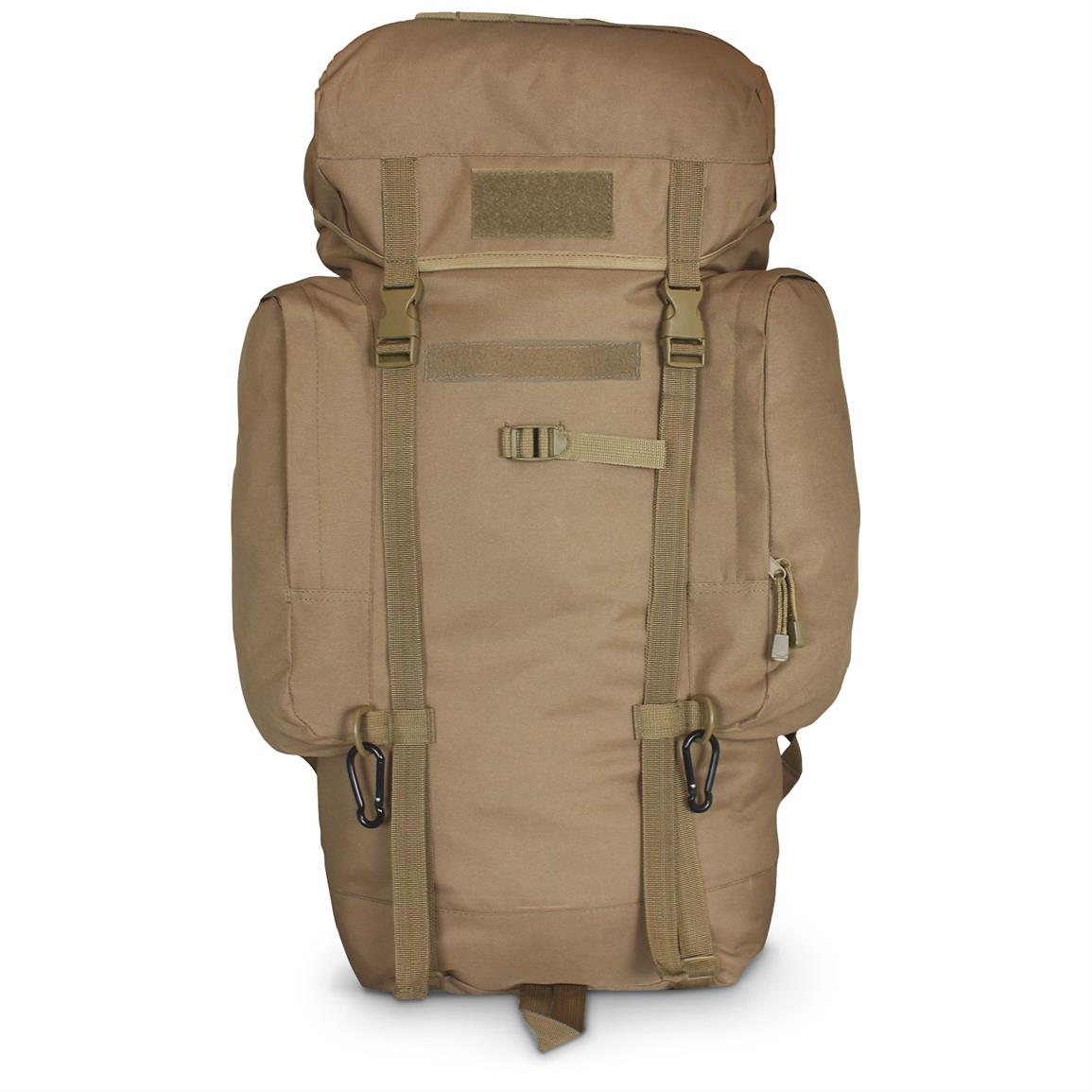 Fox Tactical Rio Grande Pack, 45 liters, Coyote Tan