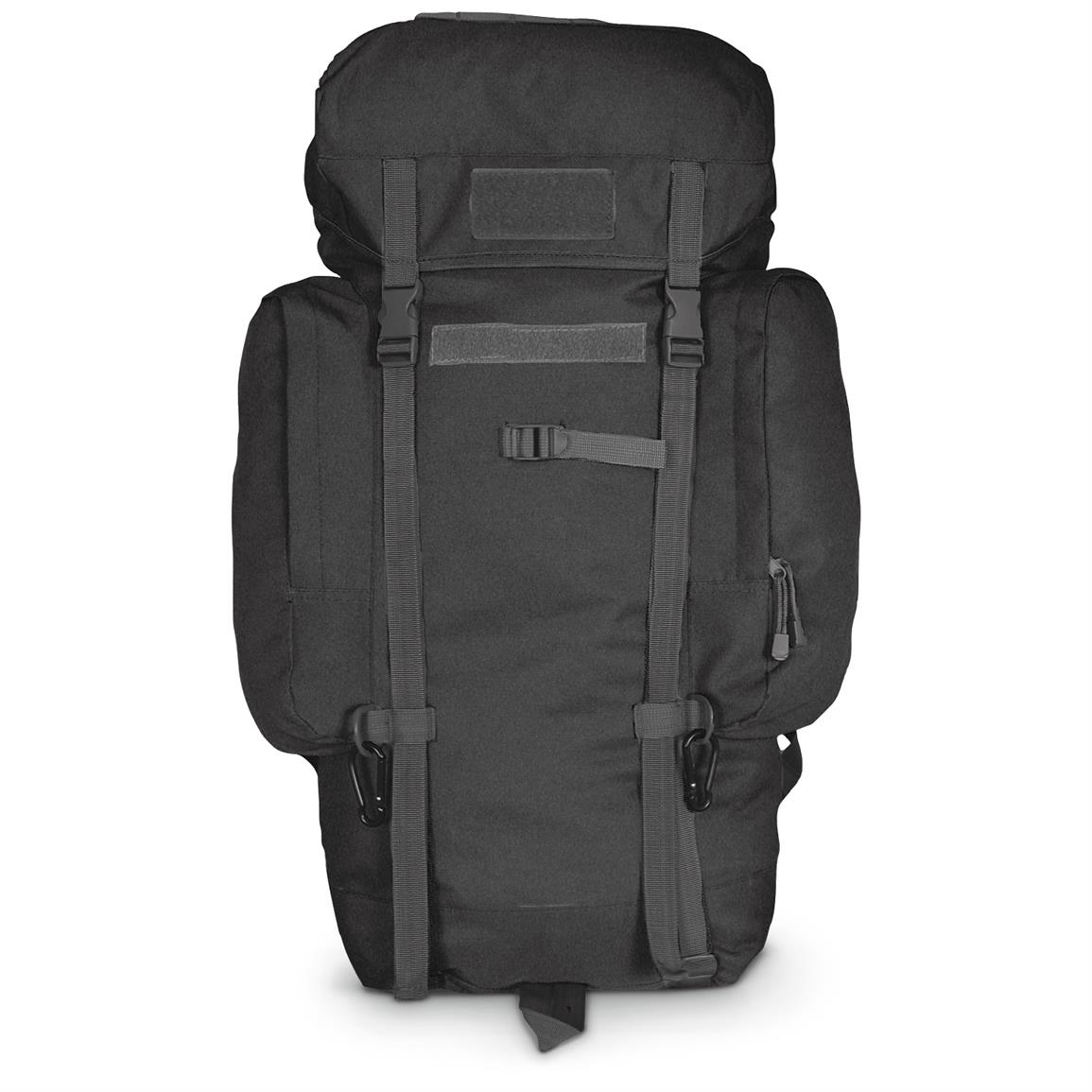 Fox Tactical Rio Grande Pack, 45 liters, Black