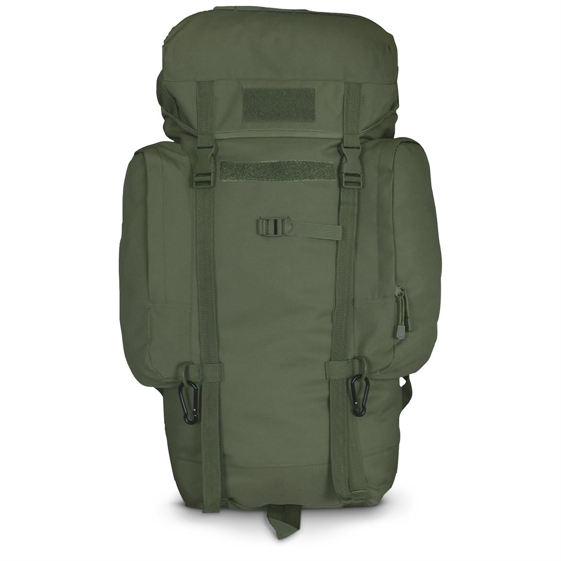 Fox Tactical Rio Grande Pack, 45 liters, Olive Drab