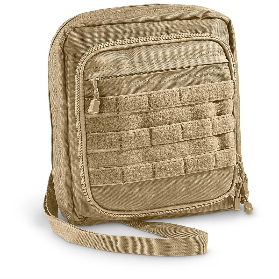 Fox Outdoor Advanced Tablet / Component Case, Coyote Tan