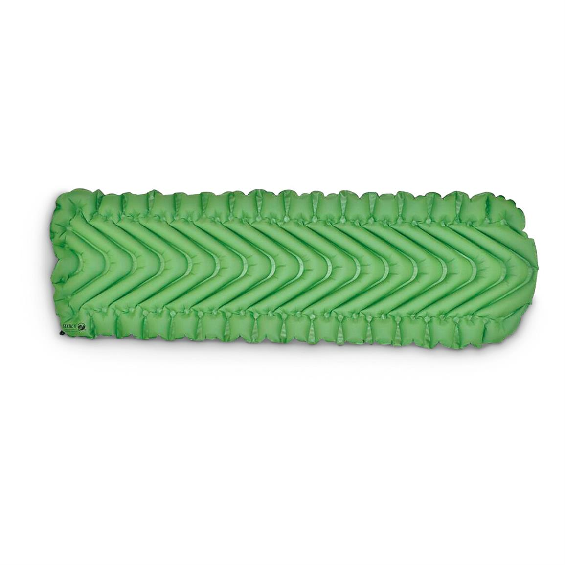 Klymit Static V Sleeping Pad, Green