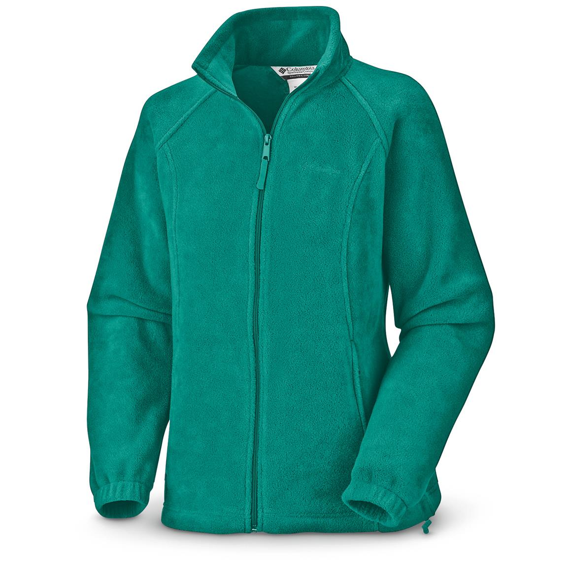 Columbia Women's Benton Springs Full-zip Fleece Jacket, Miami