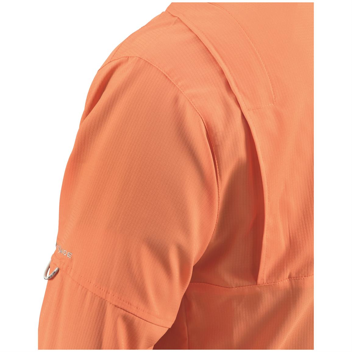Omni-Wick 100% polyester ripstop fabric keeps you cool and dry