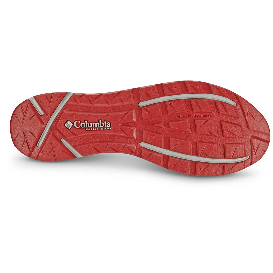 Omni-Grip high-traction rubber outsole