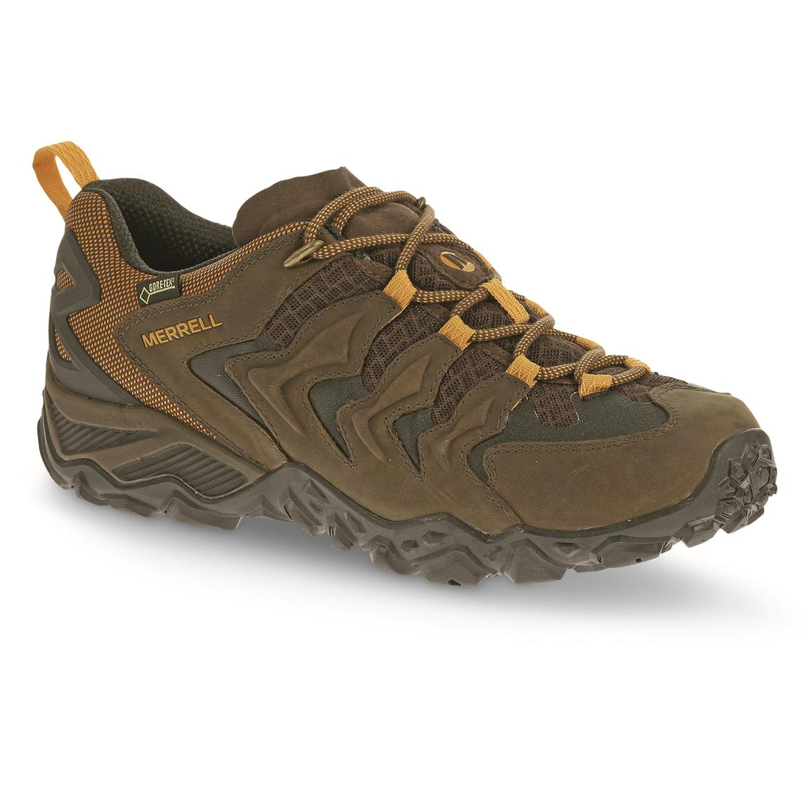 Merrell Chameleon Shift Ventilator Hiking Shoes, Waterproof, Bitter Root