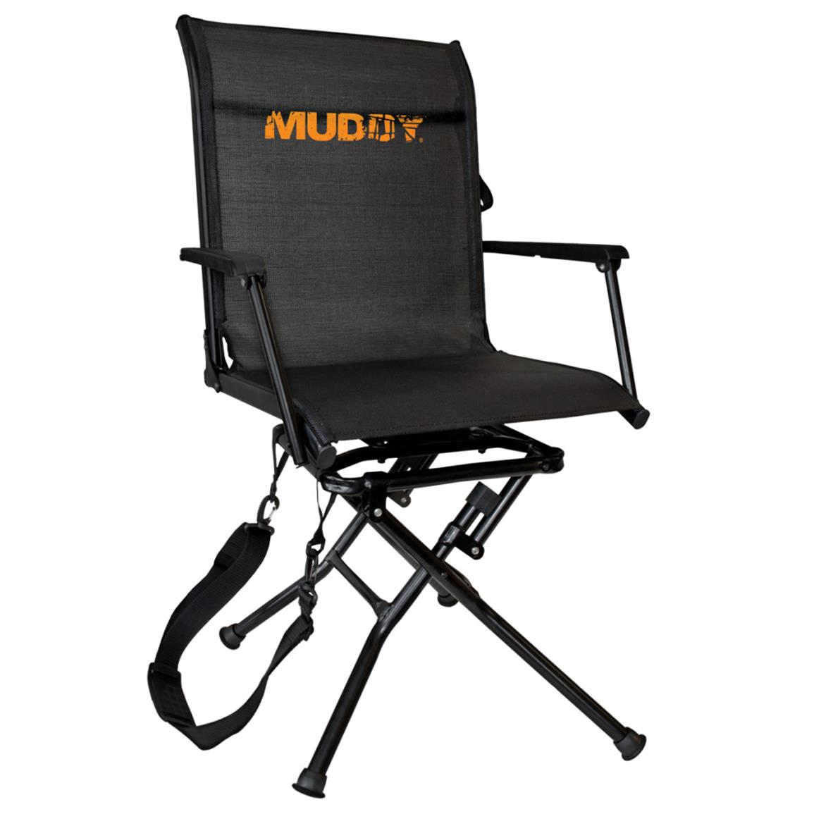 Muddy Swivel-Ease Ground Blind Chair