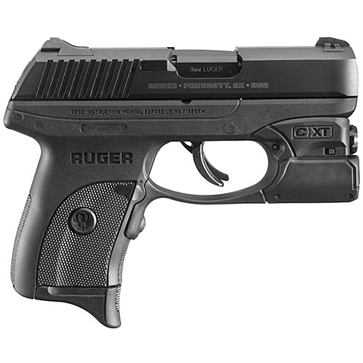 Ruger LC9s Talo Edition, Semi-automatic, 9mm, 3251, 736676032341, with CXT Light