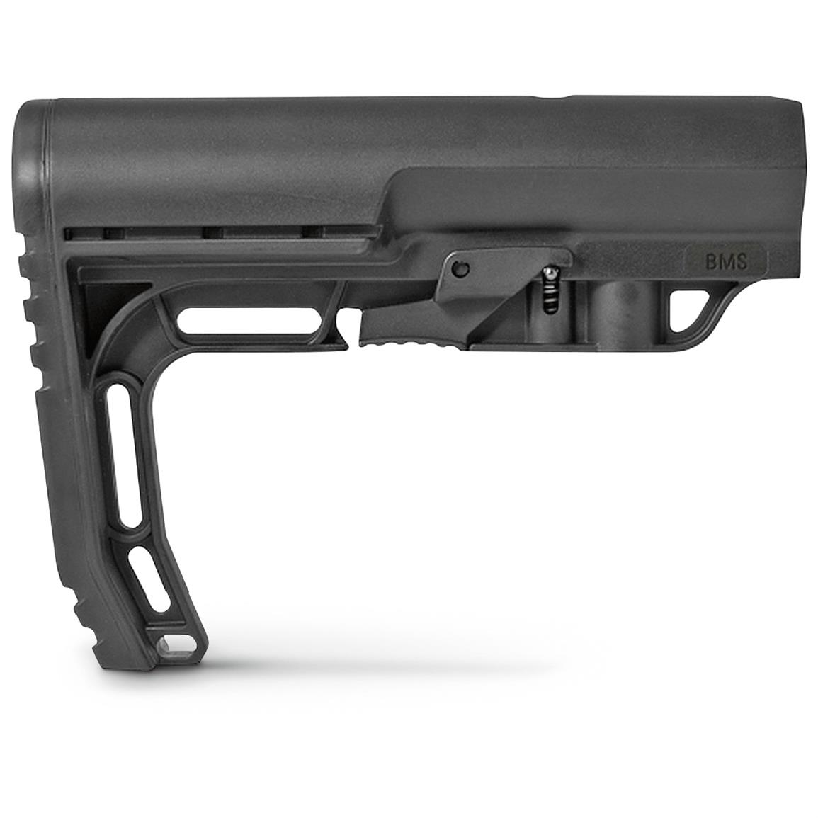 Mission First Tactical Minimalist Stock, Commercial Size, AR-15