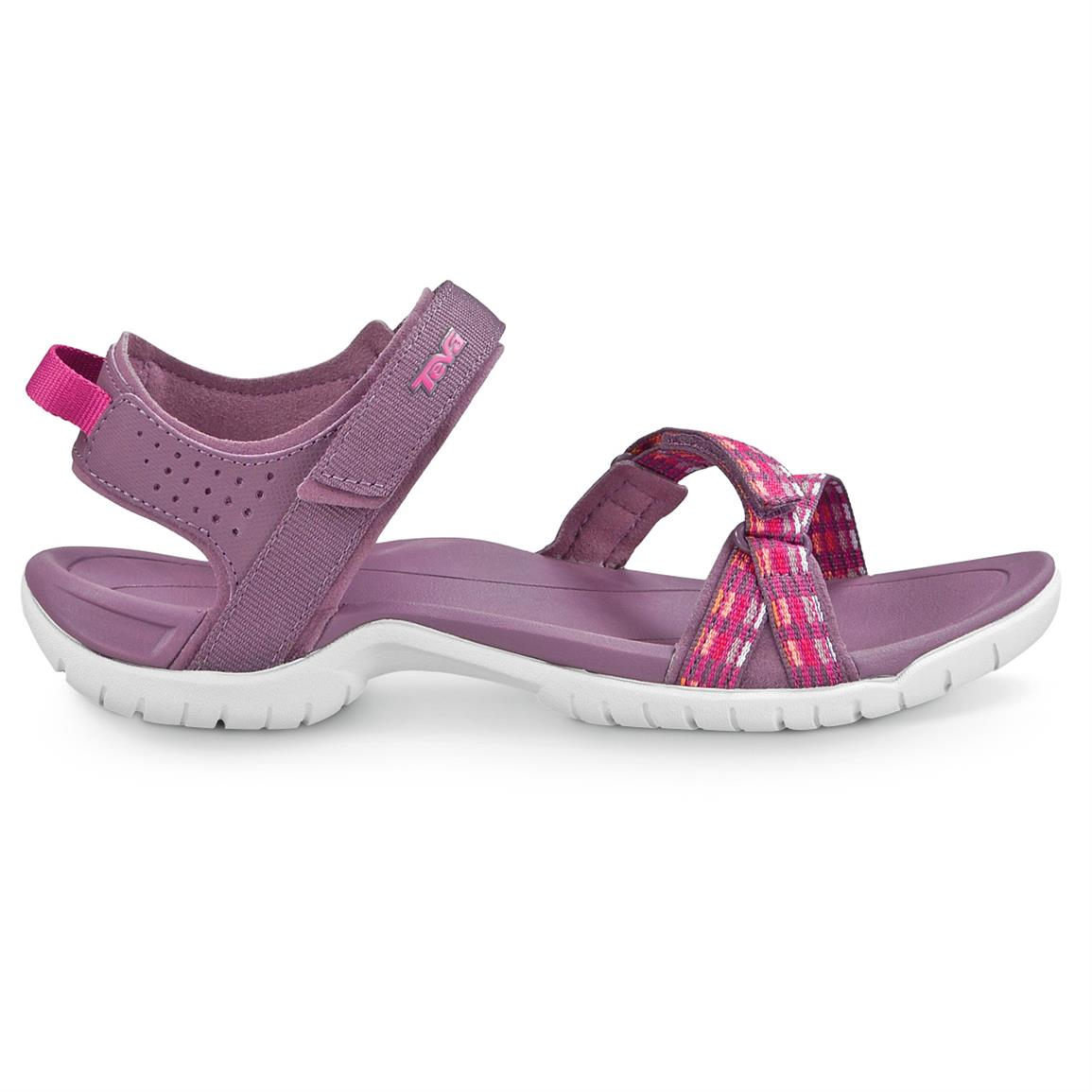 Teva Women's Verra Sport Sandals, Modern Strip
