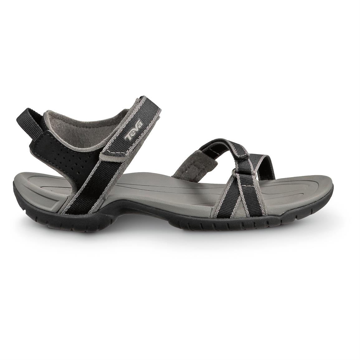Teva Women's Verra Sport Sandals, Black
