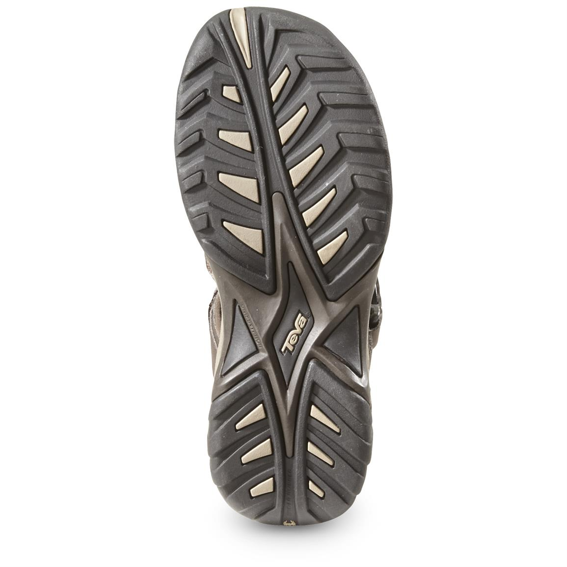 Spider Original rubber outsoles offer exceptional traction