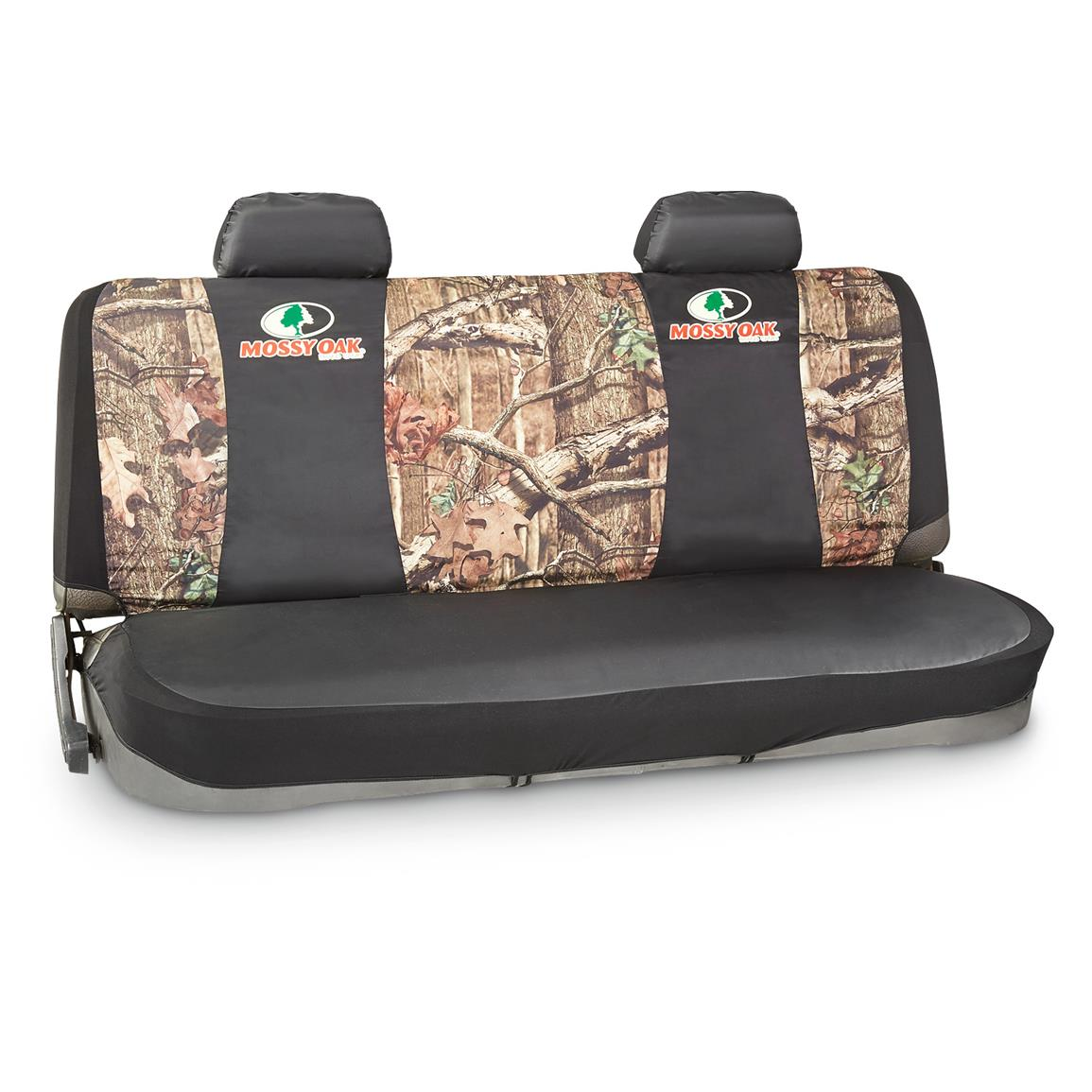 Camo Seat Cover Kit, Bench, Mossy Oak Break-Up Infinity