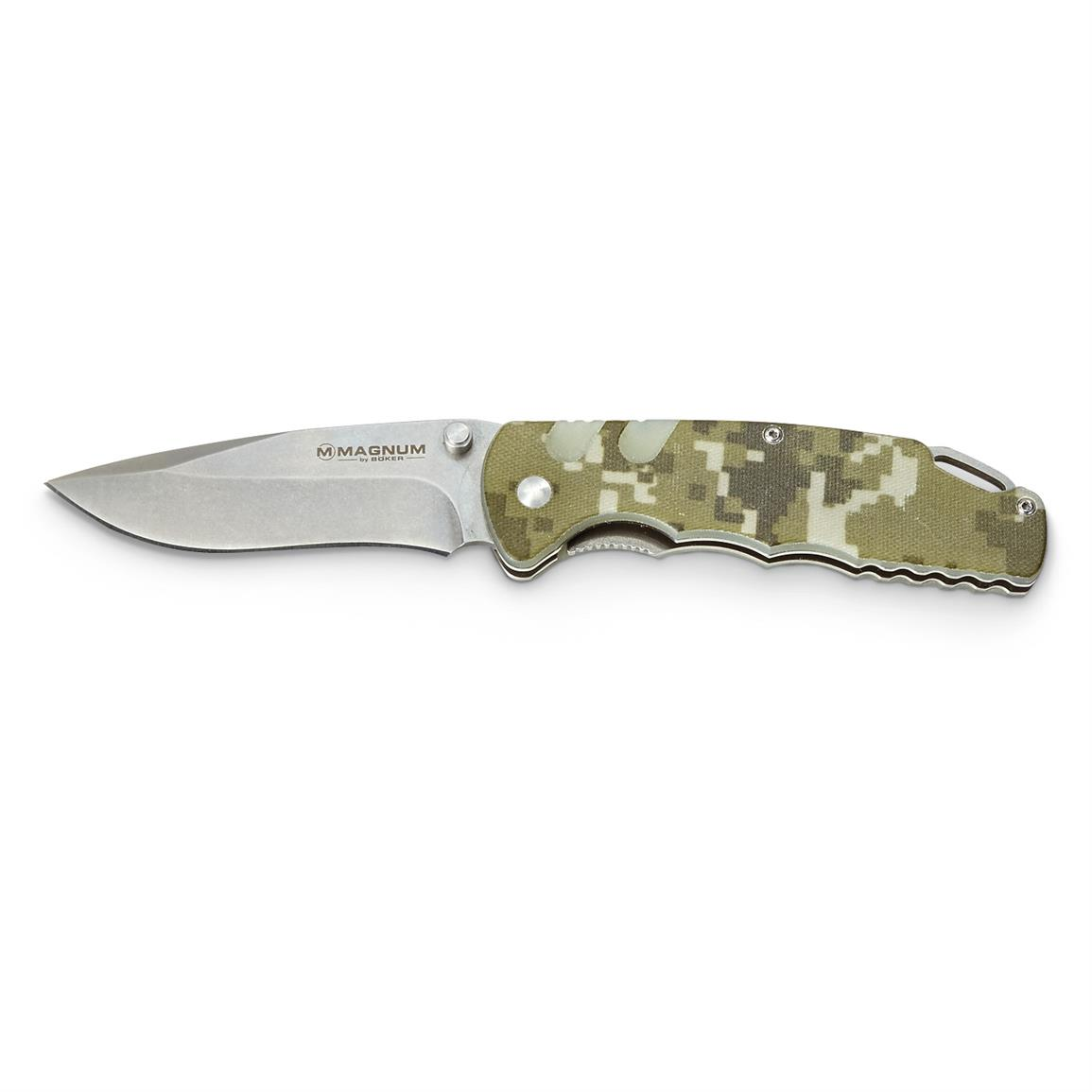 Magnum by Boker ACU Folding Knife