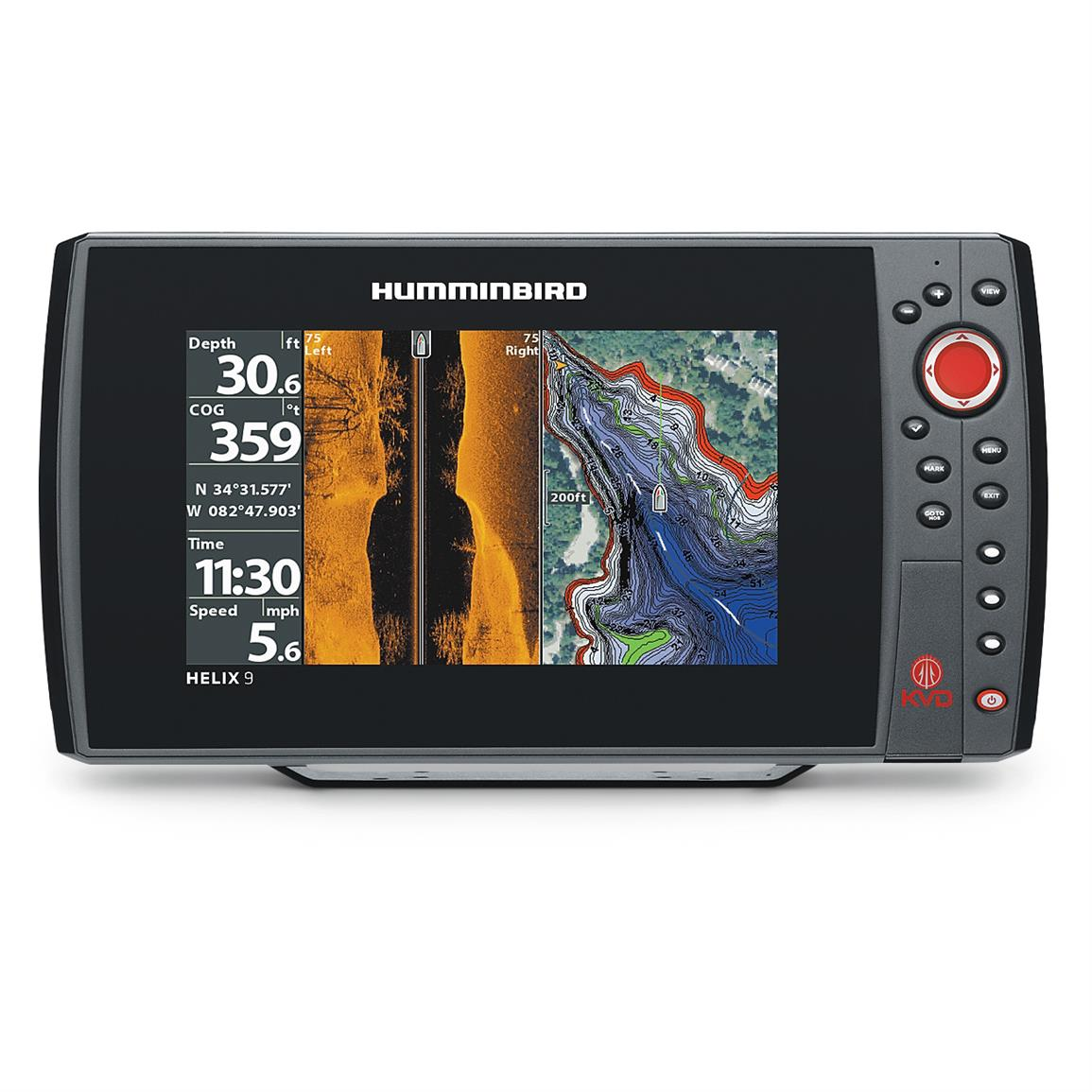 fish finders, marine gps & marine electronics | sportsman's guide, Fish Finder